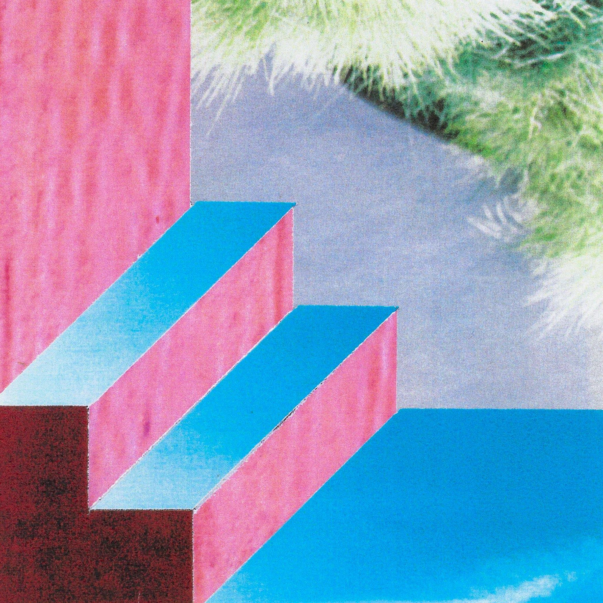 Pink-Blue Two Step