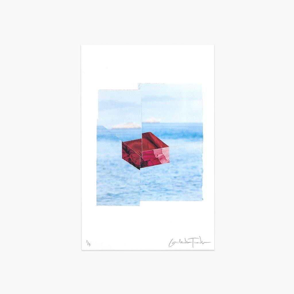 Red Ocean, Print  by  Red Ocean Tappan