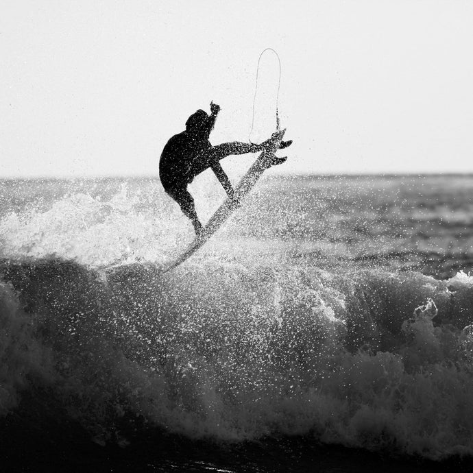 Daniel. Lower Trestles California