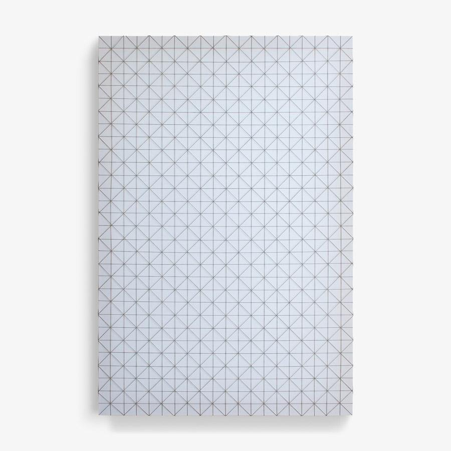 Isometric Graph, Textile  by  Isometric Graph Tappan