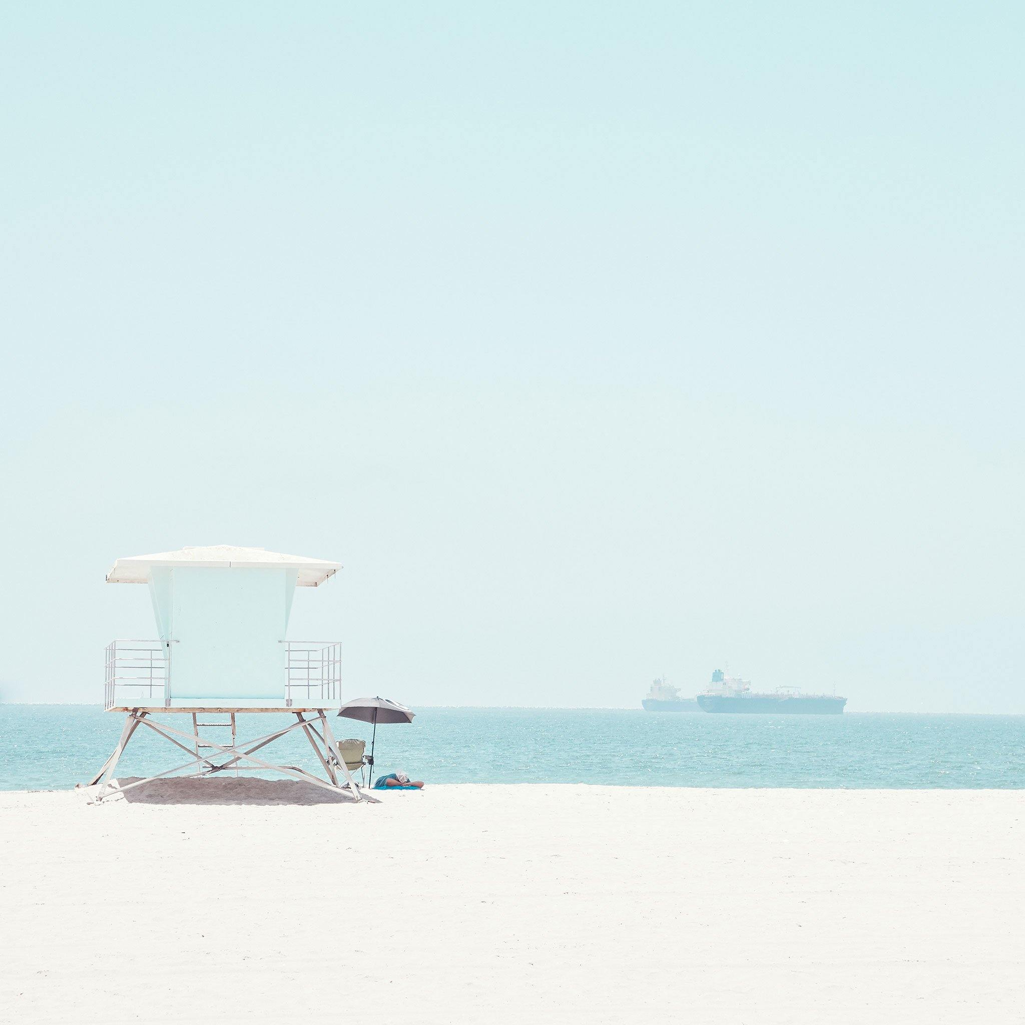 Los Angeles Beach, Photography  by  Los Angeles Beach Tappan