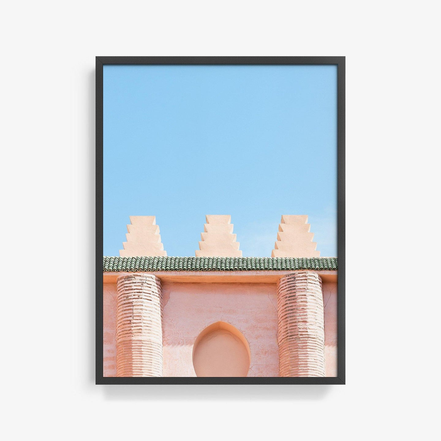 Morocco Pastels 01, Photography  by  Morocco Pastels 01 Tappan