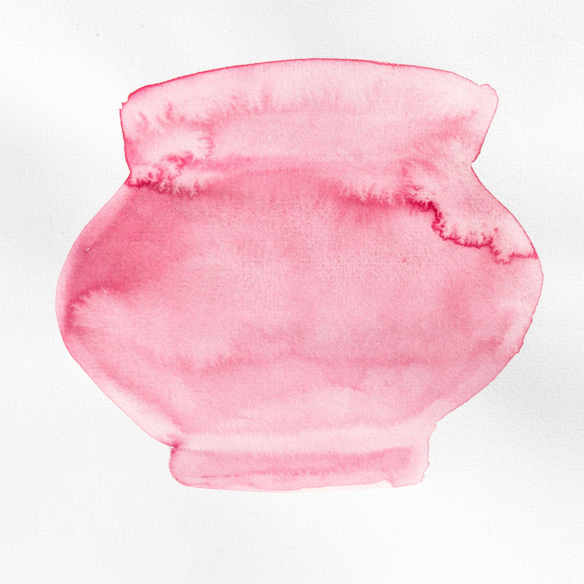 Tea Vessel 08, Original Work on Paper  by  Tea Vessel 08 Tappan