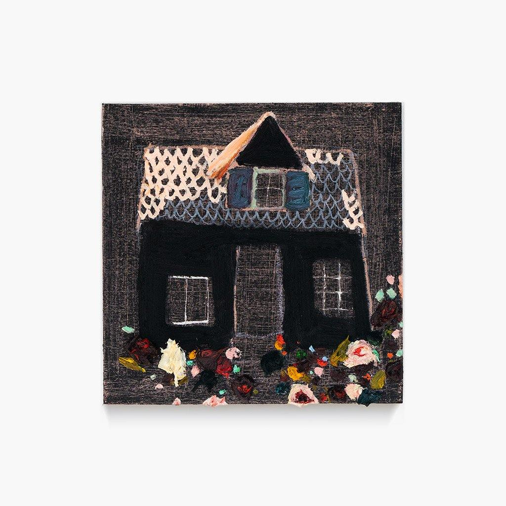 Black Candy House, Painting  by  Black Candy House Tappan