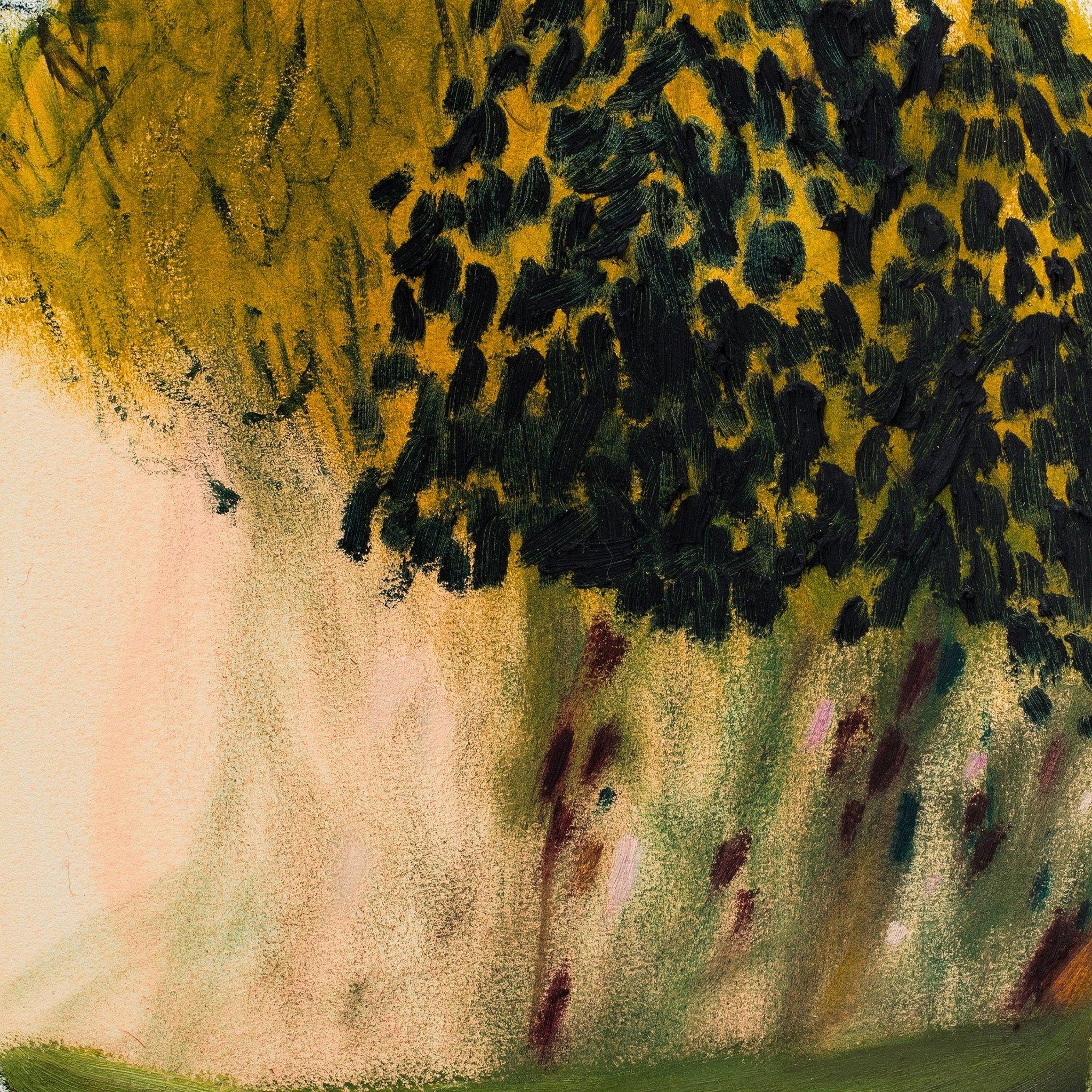 Whisper Tree, Original Work on Paper  by  Whisper Tree Tappan