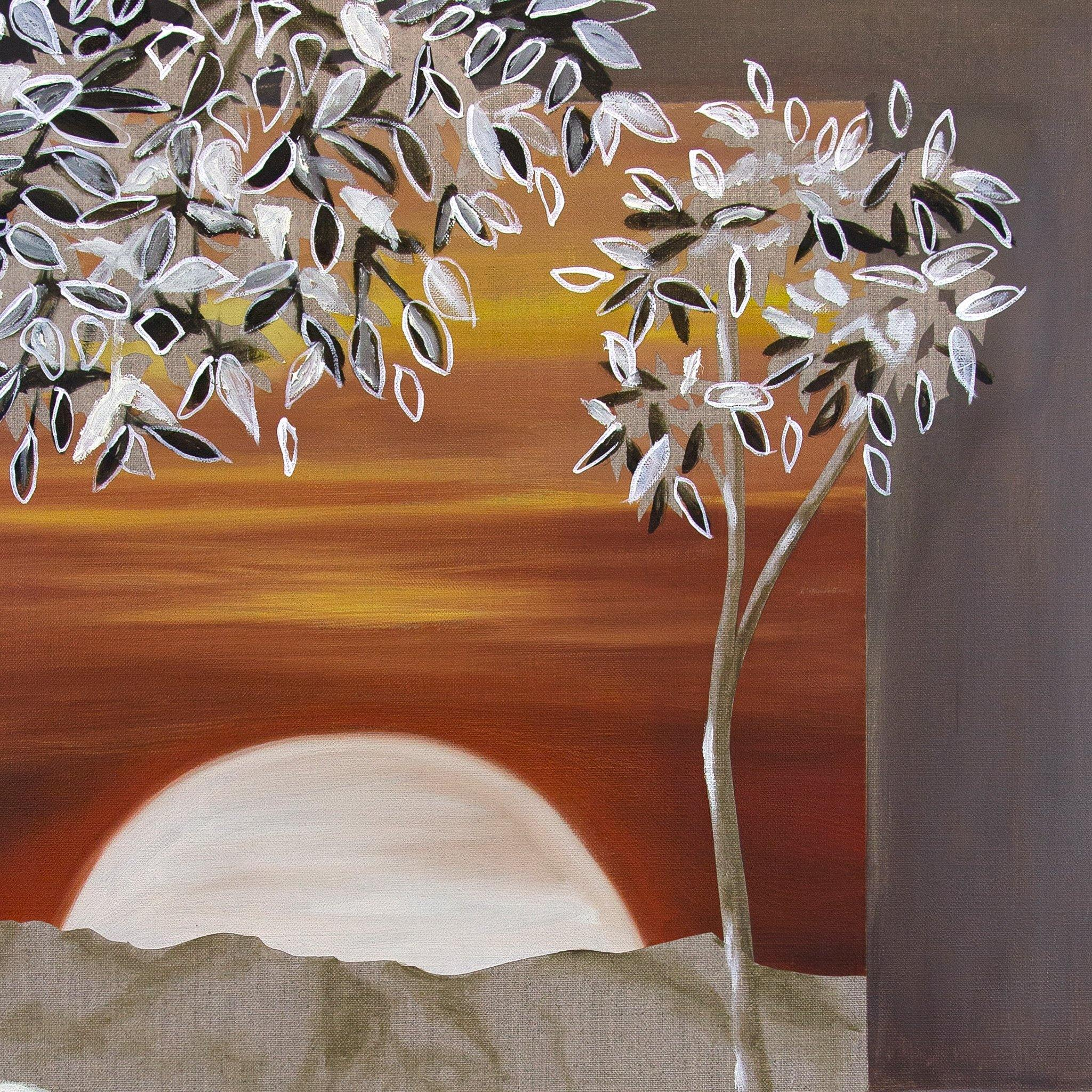 Linen Sunset, Painting  by  Linen Sunset Tappan