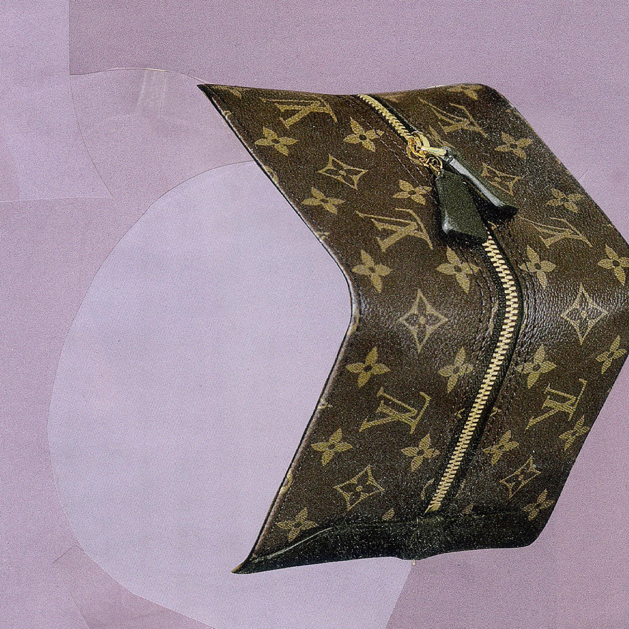 Louis Vuitton 2018 II, Collage  by  Louis Vuitton 2018 II Tappan