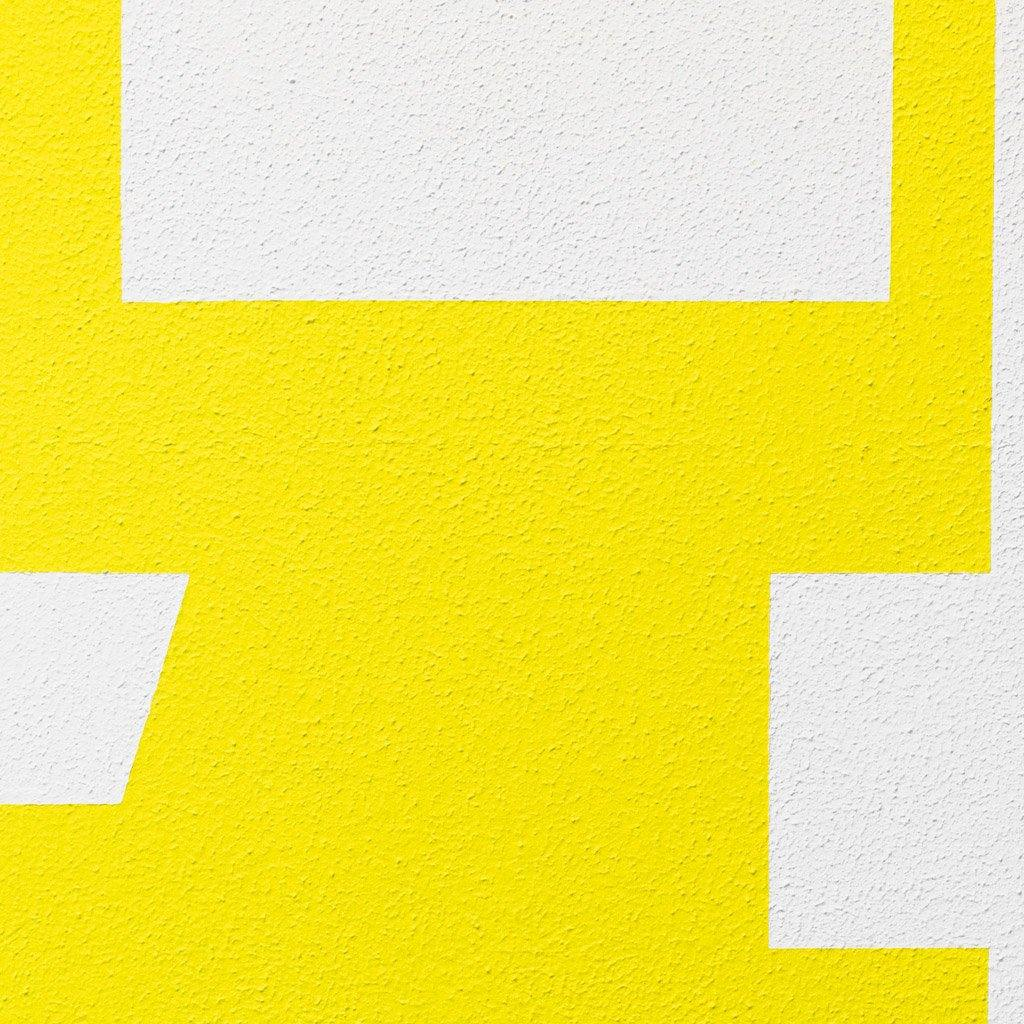 Yellow on White IV