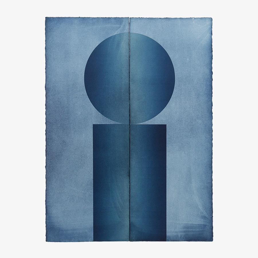Pillar (in Indigo)