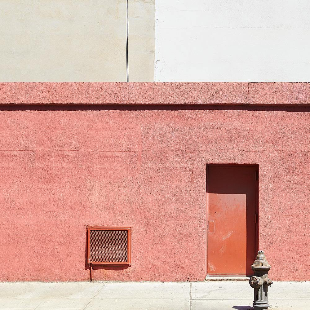 Red Wall, Photograph  by  Red Wall Tappan
