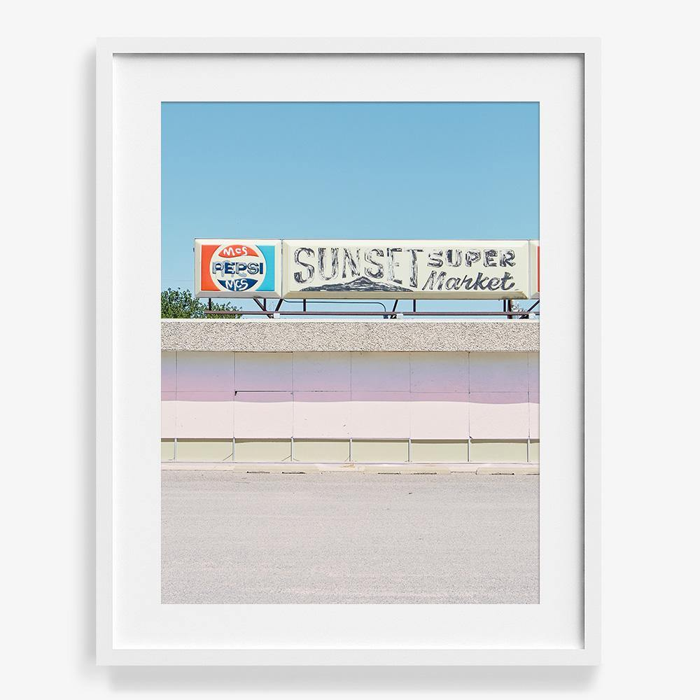 Sunset Supermarket, Photograph  by  Sunset Supermarket Tappan