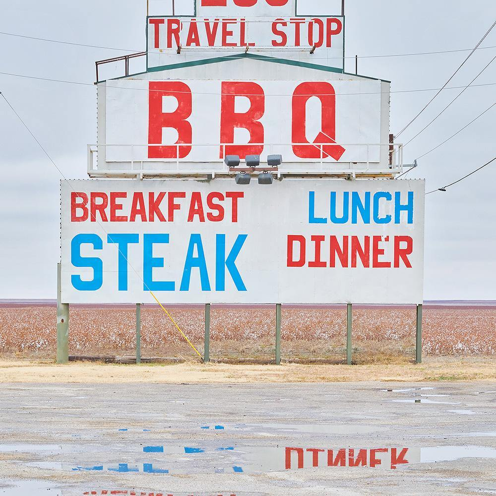Travel Stop (Vertical), Photograph  by  Travel Stop (Vertical) Tappan