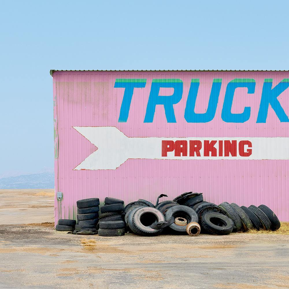 Truck Parking, Photograph  by  Truck Parking Tappan