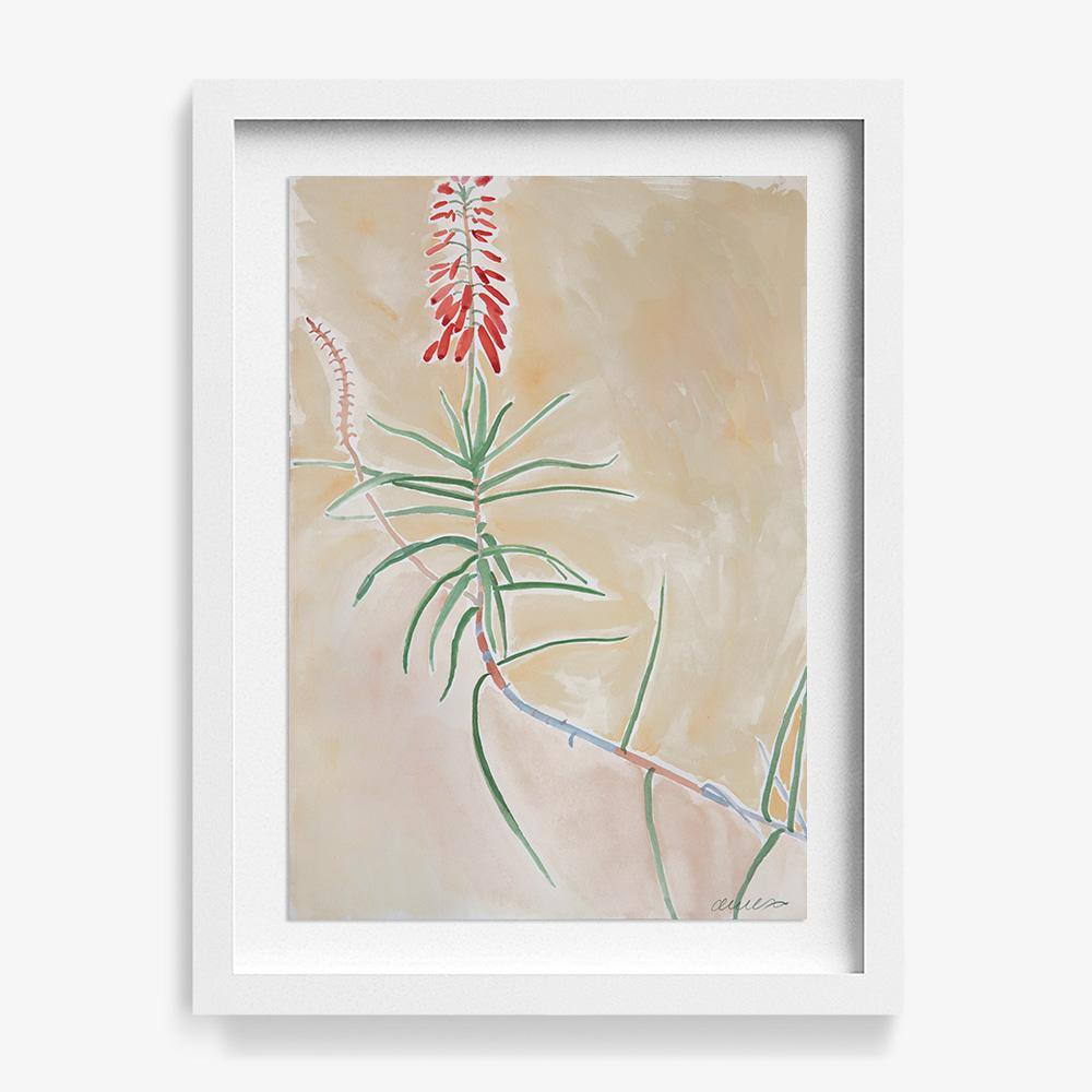 Torch Lily, Original Work on Paper  by  Torch Lily Tappan