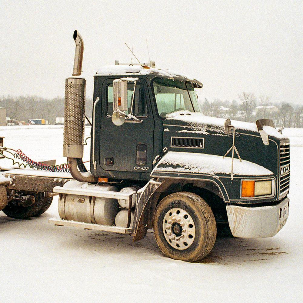 Truck, Front, Photograph  by  Truck, Front Tappan