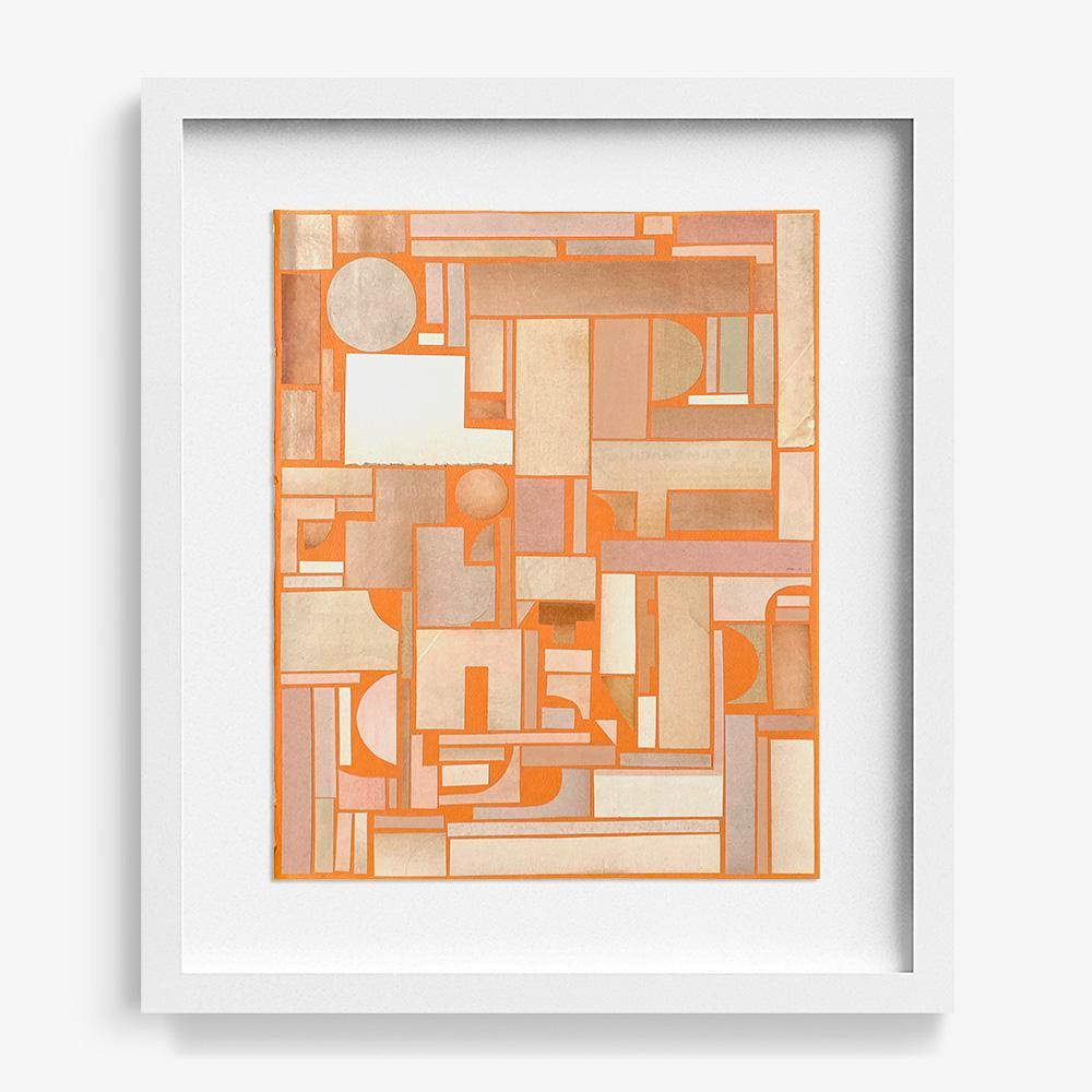 Untitled, Orange