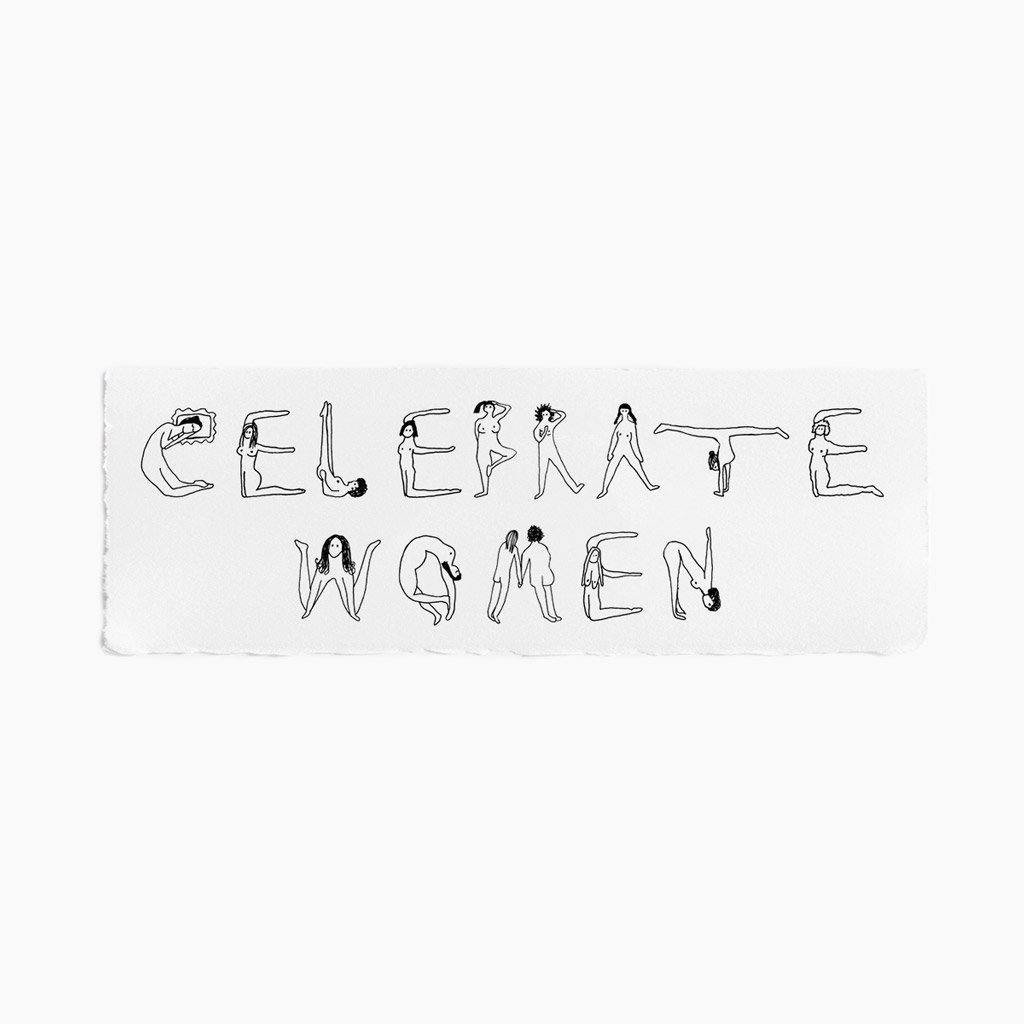 Celebrate Women, Print  by  Celebrate Women Tappan