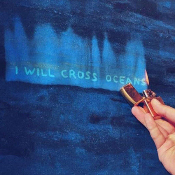 I WILL CROSS OCEANS