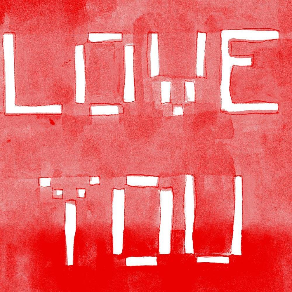 Love You, Print  by  Love You Tappan