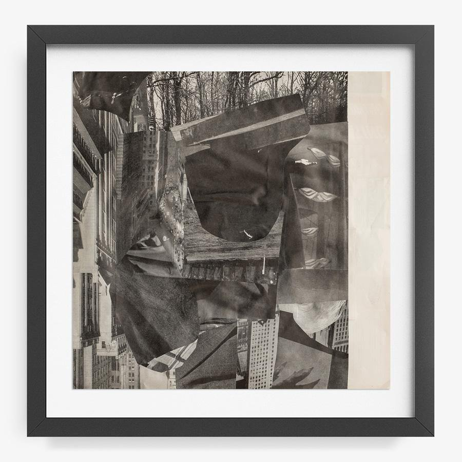 """Nothing further; I jumped, grabbed my Goyard trunk"""