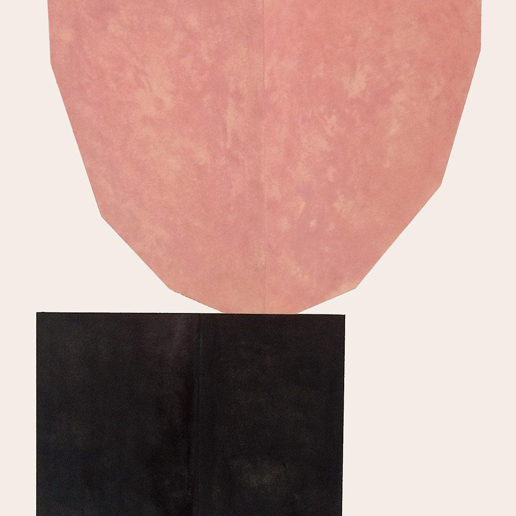 Pink Natural V, Painting  by  Pink Natural V Tappan