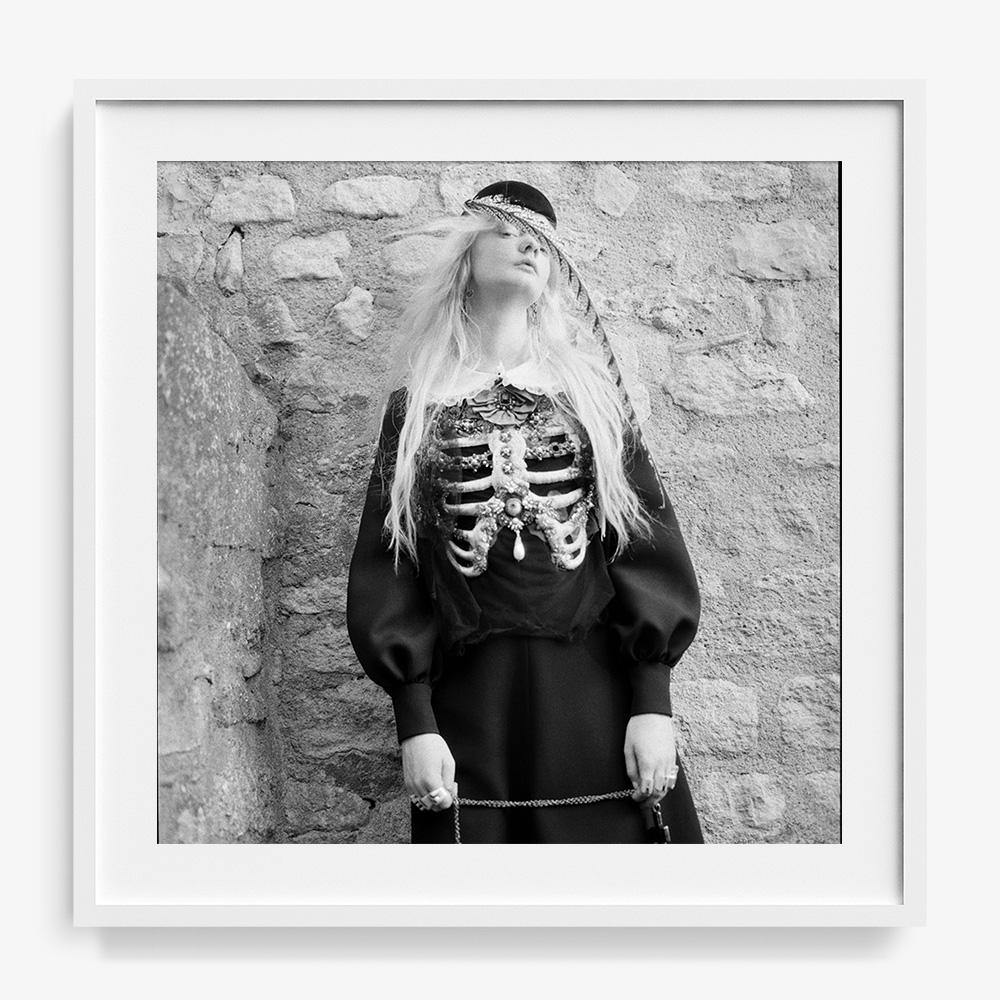 Skeleton Dress, Photograph  by  Skeleton Dress Tappan
