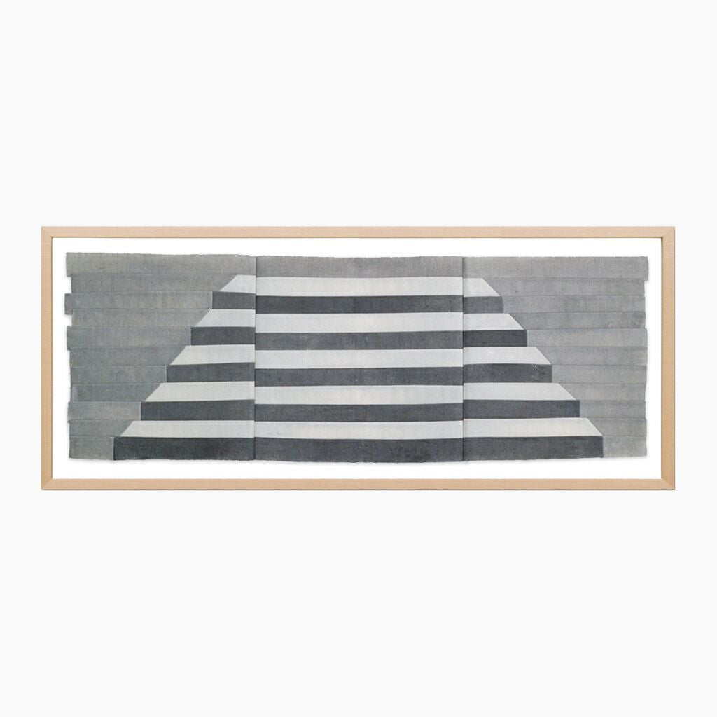 Folding Stair/Gray #15