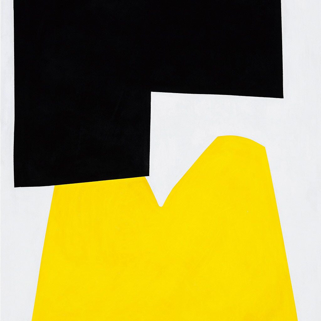 Yellow II, Painting  by  Yellow II Tappan