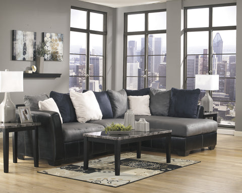 Masoli Sectional w/ Right Corner Chaise