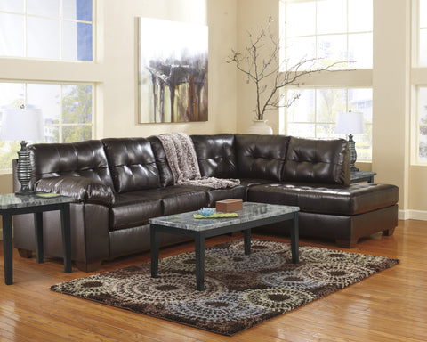 Eva - Right Corner Sectional