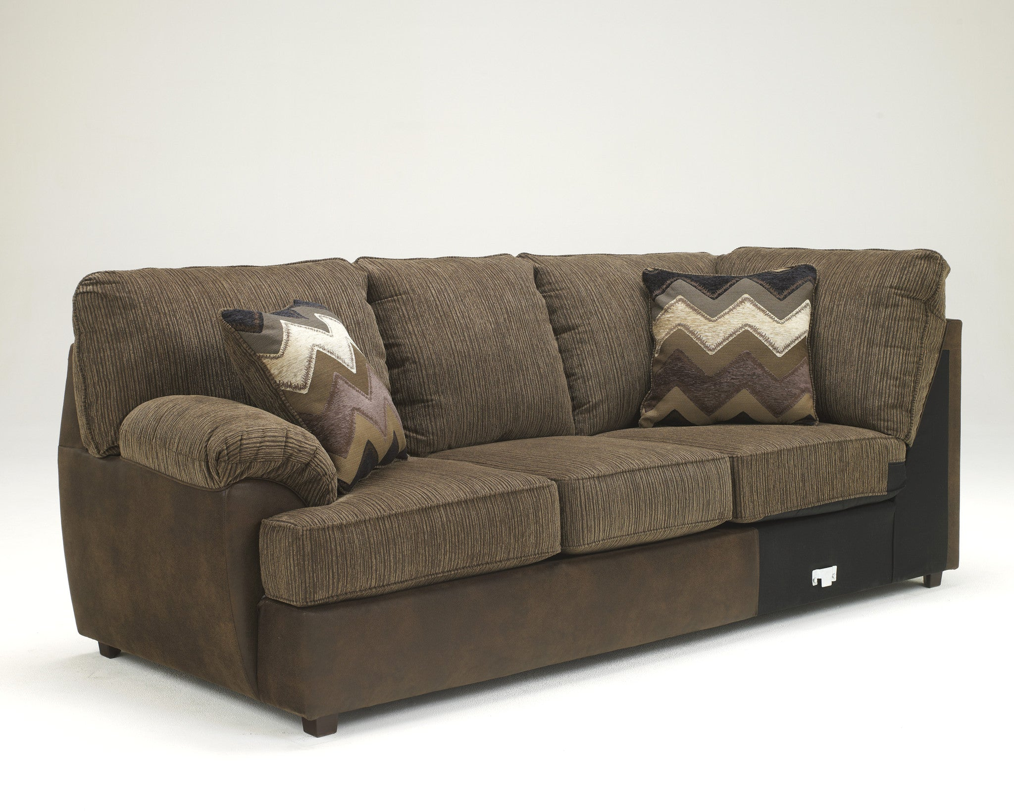 myles sectional 3pcs outfit my home