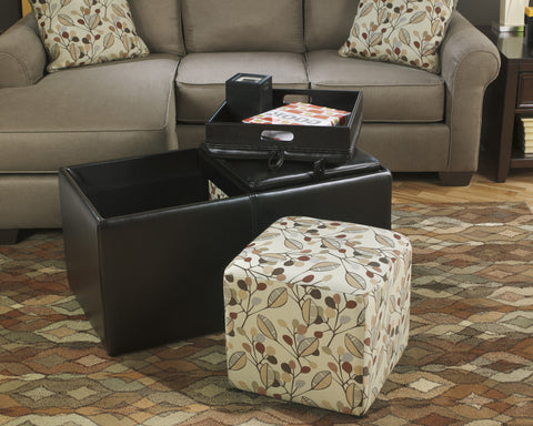 Colby - Ottoman With Storage