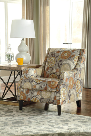 Tailya Espresso Accent Chair