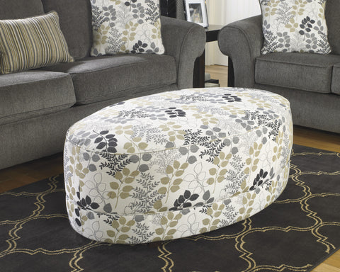 Enrique - Oversized Accent Ottoman