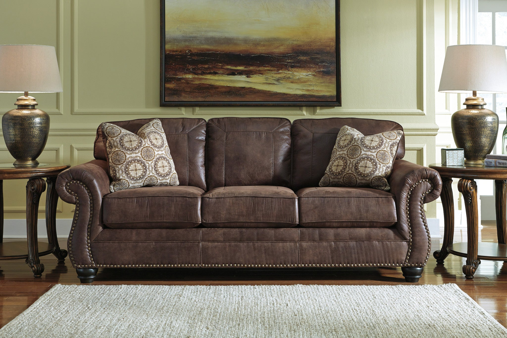 Lucas Sofa Loveseat Set 2pcs – Outfit My Home