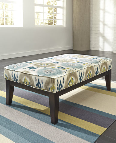 Paola - Oversized Accent Ottoman