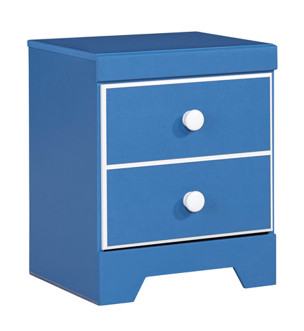Bronilly Kids 1 Drawer Night Stand
