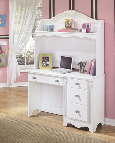 Exquisite 2pc Kids Desk Hutch Set