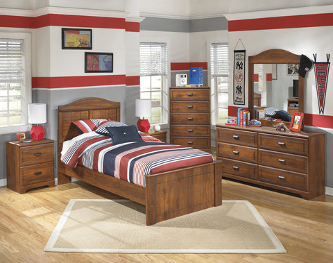 Barchan 5pc Kids Twin Bedroom Set