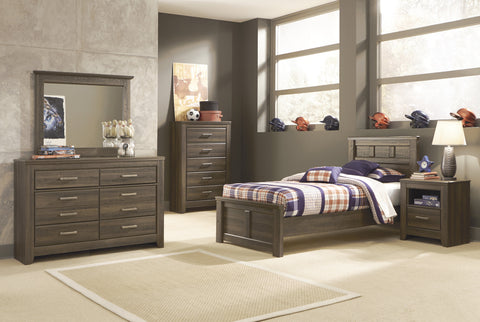 Juararo 5pc Kids Twin Bedroom Set