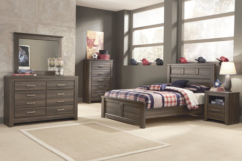 Juararo 5pc Kids Full Bedroom Set