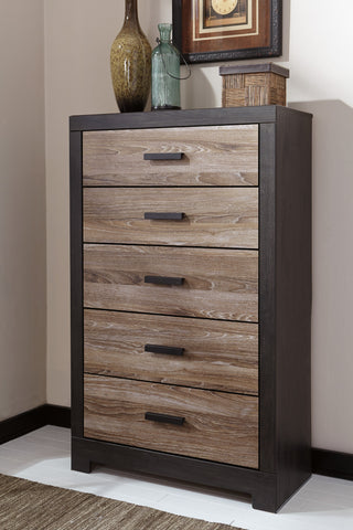 Harlinton - Five Drawer Chest