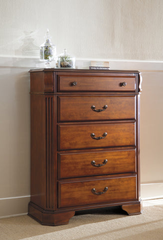 Wyatt - Five Drawer Chest