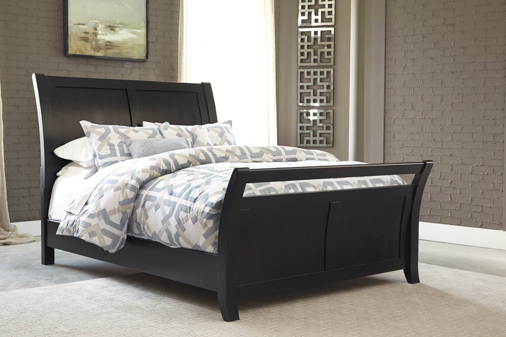 King Sleigh Bed Bedroom Sets Ashley King Sleigh Bedroom Set Top Coaster Versailles King Sleigh