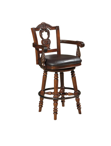 North Shore UPH Swivel Bar Stool