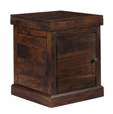 Holifern End Table w/ Storage