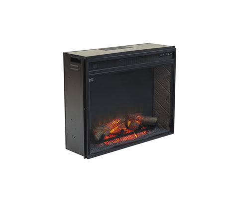 Large Fireplace Insert Infrared