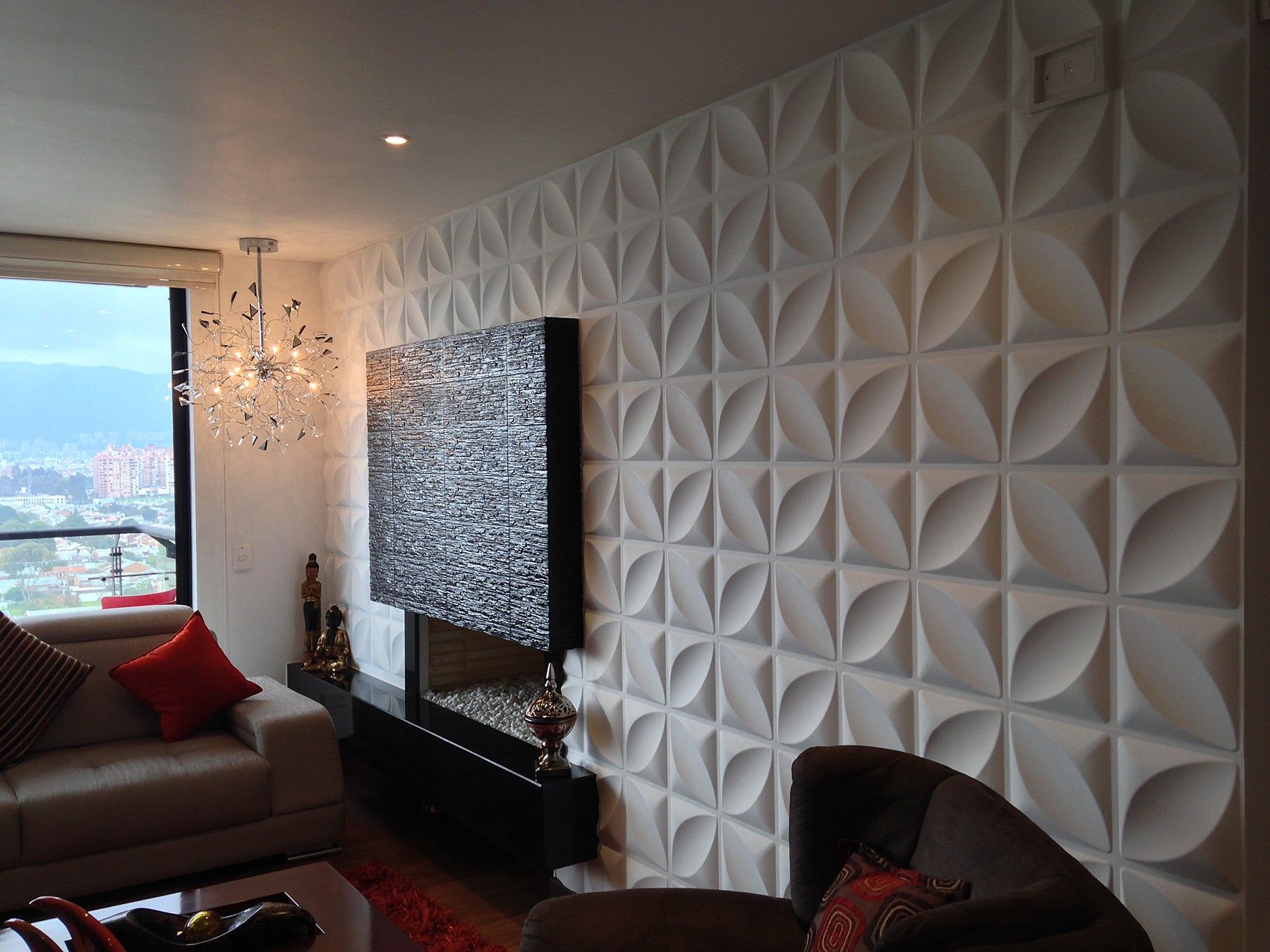 Superbe Chrysalis Wall Flats U2013 3D Wall Panels