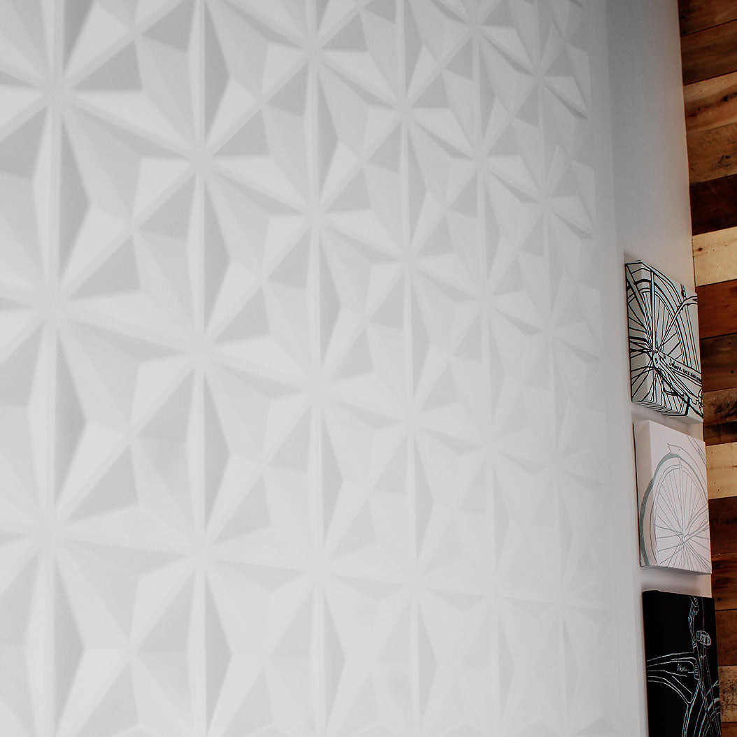 Facet Wall Flats – 3D Wall Panels
