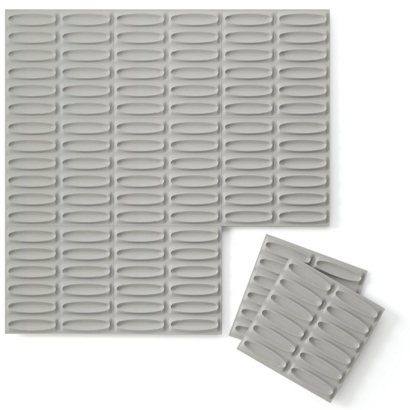Architect 3D Supermatte Wall Flats-Luxe Wall Flats-Inhabit